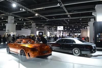 Frankfurt IAA 2015 - Showfloor Mega Gallery 390
