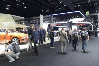 Frankfurt IAA 2015 - Showfloor Mega Gallery 406