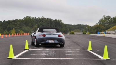 HD First Track Drive Review - 2016 Mazda MX-5 10