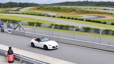 HD First Track Drive Review - 2016 Mazda MX-5 109