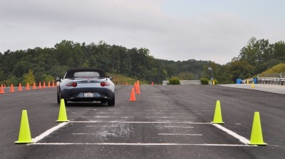 HD First Track Drive Review - 2016 Mazda MX-5 13