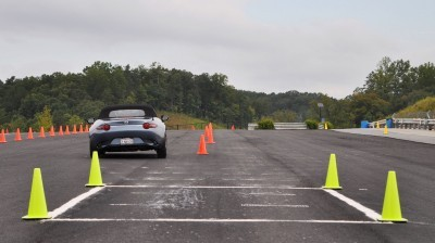 HD First Track Drive Review - 2016 Mazda MX-5 14