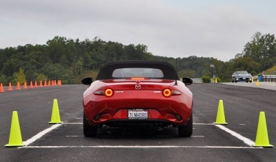 HD First Track Drive Review - 2016 Mazda MX-5 22