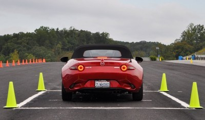 HD First Track Drive Review - 2016 Mazda MX-5 23
