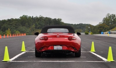 HD First Track Drive Review - 2016 Mazda MX-5 25