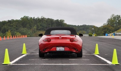 HD First Track Drive Review - 2016 Mazda MX-5 27