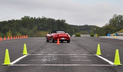 HD First Track Drive Review - 2016 Mazda MX-5 35