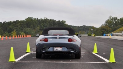 HD First Track Drive Review - 2016 Mazda MX-5 4