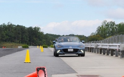 HD First Track Drive Review - 2016 Mazda MX-5 51