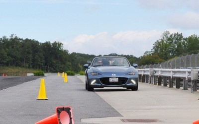 HD First Track Drive Review - 2016 Mazda MX-5 52