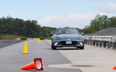 HD First Track Drive Review - 2016 Mazda MX-5 53