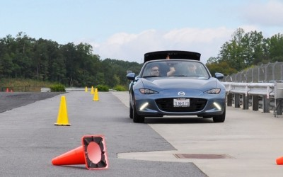 HD First Track Drive Review - 2016 Mazda MX-5 55