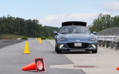HD First Track Drive Review - 2016 Mazda MX-5 56