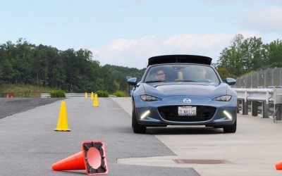 HD First Track Drive Review - 2016 Mazda MX-5 57