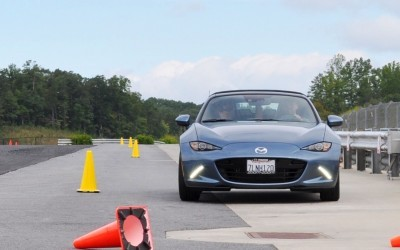 HD First Track Drive Review - 2016 Mazda MX-5 59