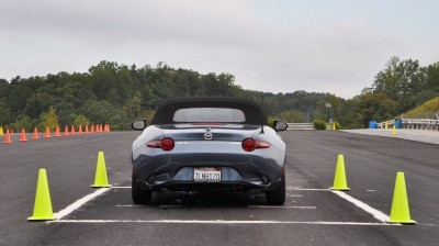 HD First Track Drive Review - 2016 Mazda MX-5 6