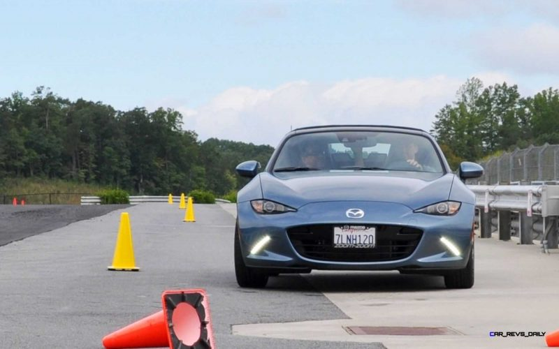 HD First Track Drive Review - 2016 Mazda MX-5 60