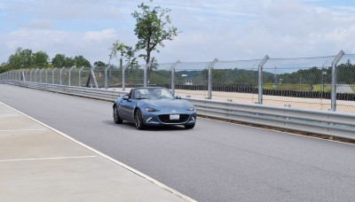 HD First Track Drive Review - 2016 Mazda MX-5 66