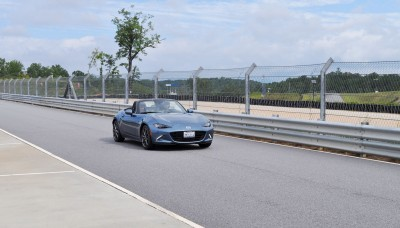 HD First Track Drive Review - 2016 Mazda MX-5 67
