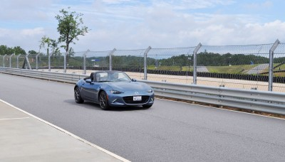HD First Track Drive Review - 2016 Mazda MX-5 68