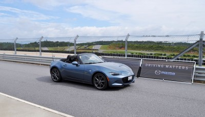 HD First Track Drive Review - 2016 Mazda MX-5 72