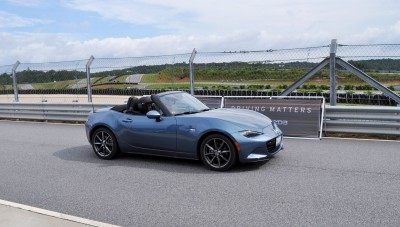 HD First Track Drive Review - 2016 Mazda MX-5 73