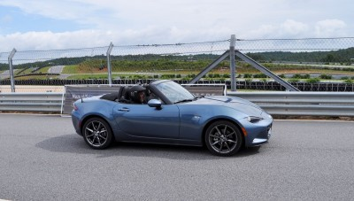HD First Track Drive Review - 2016 Mazda MX-5 74