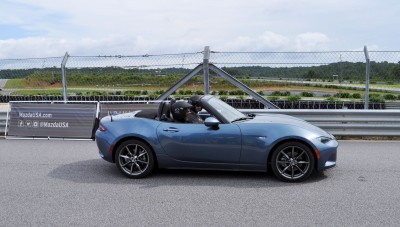 HD First Track Drive Review - 2016 Mazda MX-5 76