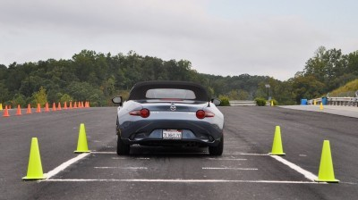 HD First Track Drive Review - 2016 Mazda MX-5 8