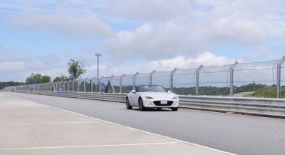 HD First Track Drive Review - 2016 Mazda MX-5 87
