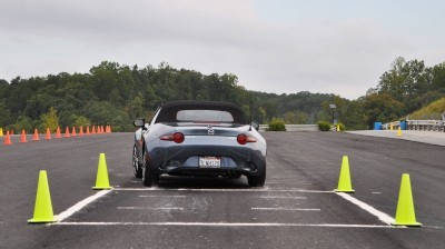 HD First Track Drive Review - 2016 Mazda MX-5 9