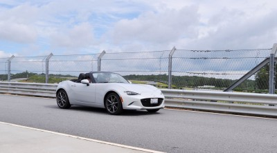 HD First Track Drive Review - 2016 Mazda MX-5 90