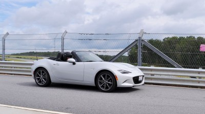 HD First Track Drive Review - 2016 Mazda MX-5 91