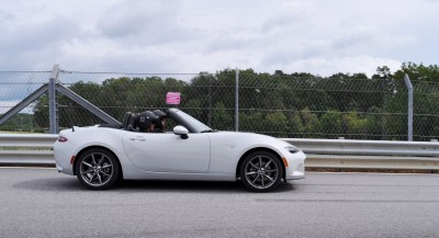 HD First Track Drive Review - 2016 Mazda MX-5 92
