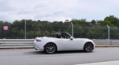 HD First Track Drive Review - 2016 Mazda MX-5 93