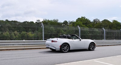 HD First Track Drive Review - 2016 Mazda MX-5 94