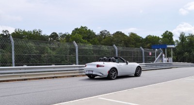 HD First Track Drive Review - 2016 Mazda MX-5 95