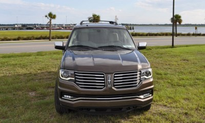 HD Road Test Review - 2015 Lincoln NAVIGATOR 4x4 Reserve 10