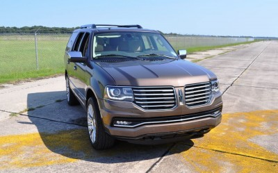 HD Road Test Review - 2015 Lincoln NAVIGATOR 4x4 Reserve 102