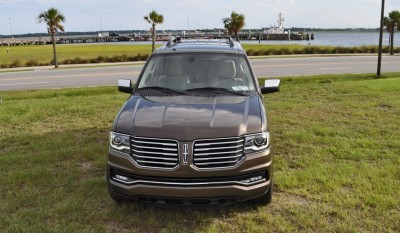HD Road Test Review - 2015 Lincoln NAVIGATOR 4x4 Reserve 12