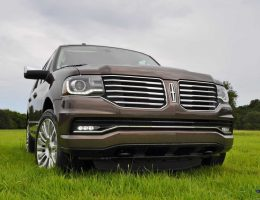HD Road Test Review – 2015 Lincoln NAVIGATOR 4×4 Reserve – Best Full-Size SUV?