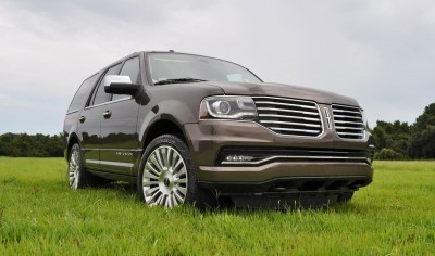 HD Road Test Review - 2015 Lincoln NAVIGATOR 4x4 Reserve 26