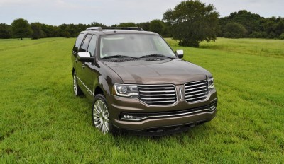 HD Road Test Review - 2015 Lincoln NAVIGATOR 4x4 Reserve 29
