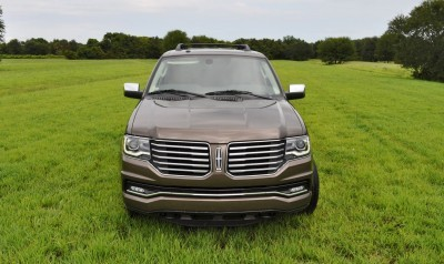 HD Road Test Review - 2015 Lincoln NAVIGATOR 4x4 Reserve 30