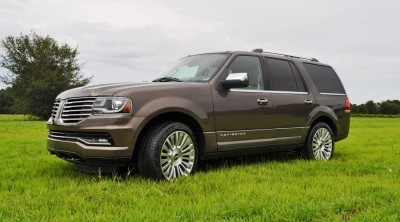 HD Road Test Review - 2015 Lincoln NAVIGATOR 4x4 Reserve 32