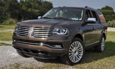 HD Road Test Review - 2015 Lincoln NAVIGATOR 4x4 Reserve 5