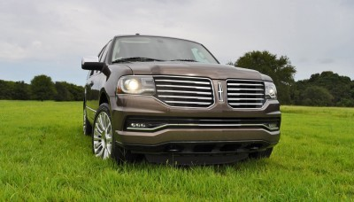HD Road Test Review - 2015 Lincoln NAVIGATOR 4x4 Reserve 50