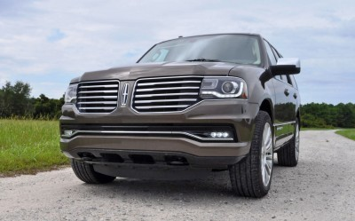 HD Road Test Review - 2015 Lincoln NAVIGATOR 4x4 Reserve 62