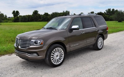 HD Road Test Review - 2015 Lincoln NAVIGATOR 4x4 Reserve 64