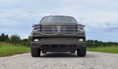 HD Road Test Review - 2015 Lincoln NAVIGATOR 4x4 Reserve 66